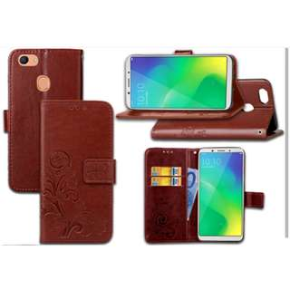 Oppo F5 Flip Stand Phone Case Holster Cover