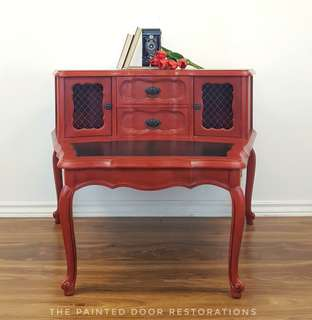 French Provincial Accent Table