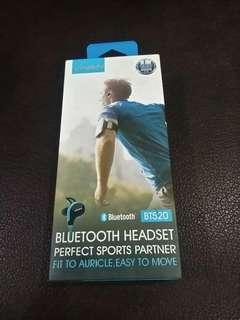 Bluetooth Head shet VIVAN Original (baca deskripsi)