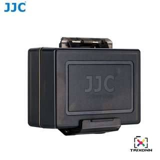 JJC BC-UN1 Hard Case for DSLR Camera Battery and Memory Card (hard case) Canon Nikon Sony Olympus Fujifilm Samsung Panasonic / Leica Pentax Sigma Ricoh