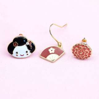 Japanese Earring