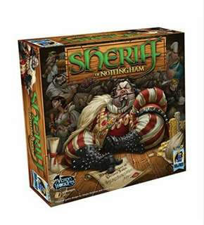 🆕 Sheriff of Nottingham Board Game