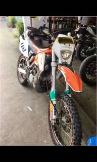 KTM EGS 200 12/2021