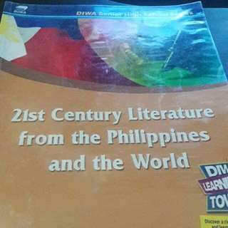 21st Century Literature by DIWA