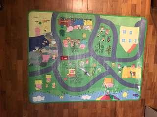 Peppa Pig Road mat