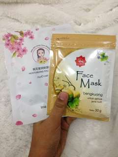 Masker TAKE ALL 10k