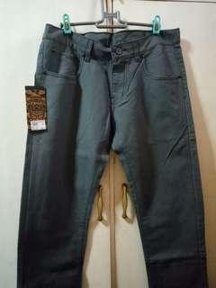 BNY Slim Fit Gray Pants