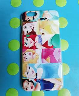 Hardcase iphone 6 motif princess