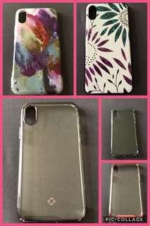 Iphone x case (500 lahat)