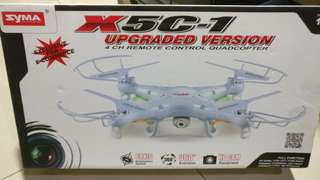 Syma X5C-1 upgraded version Quadcopter