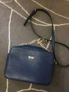 EVERYTHING MUST GO!! -Womens Blue Purse