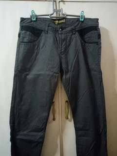 BNY Slim Fit Dark Gray Pants