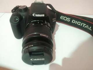 JUAL Canon 1200D nego