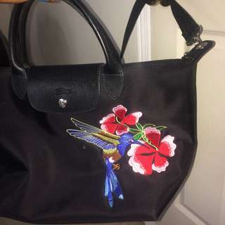 EVERYTHING MUST GO!!! Faux Longchamp Body Bag