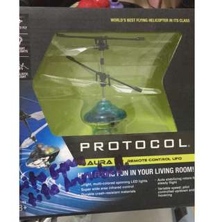 Aura X Remote Control UFO by Protocol