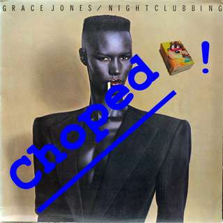 grace jones Vinyl LP used, 12-inch, may or may not have fine scratches, but playable. NO REFUND. Collect Bedok or The ADELPHI.