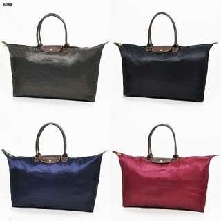 [LONGCHAMP LE PLIAGE TRAVEL BAG 606] Tas Fashion Wanita Impor Murah
