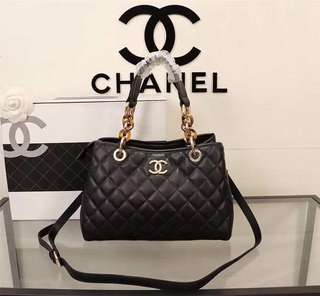 Chanel Shoulder Bag w/ Detachable Sling *Authentic Quality