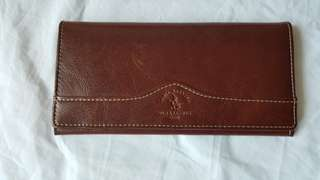 Polo long wallet