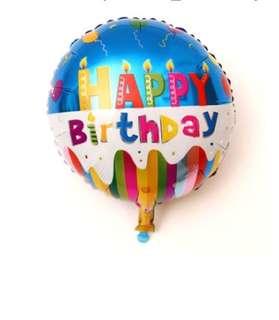 HBD Foil Balloon