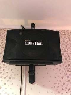 Jual cepat!! BMB Karaoke Set Amplifier