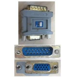 Macintosh Adapter