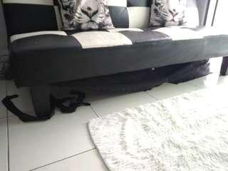 Sofa Bed RM100, Original Price RM850