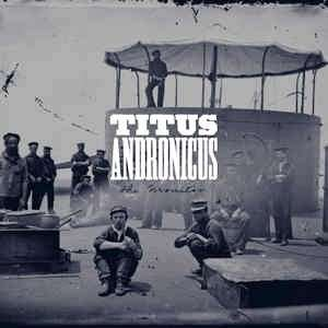 arthcd TITUS ANDRONICUS The Monitor CD