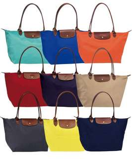 Longchamp Authentic bags