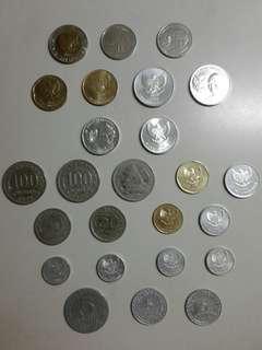 Koleksi uang koin lama