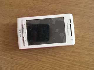 Sony Ericsson Xperia 手機