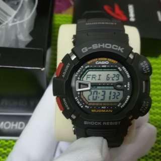 G SHOCK G9000 MUD MAN