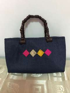 Native Bag - Blue
