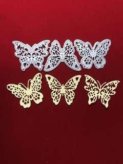 Butterfly #10 scrapbook Cutting Dies