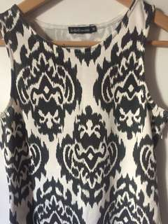 Mini dress size 8