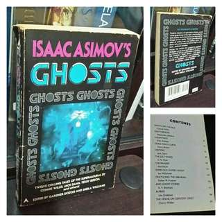 Isaac Asimov's Ghosts (12 Tales)