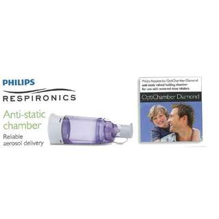 Philips Respironics OptiChamber Diamond Spacer