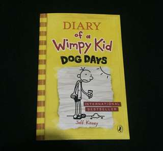 Diary of Wimpy Kid, Dog Days