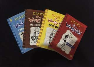 Diary of Wimpy Kid, Take All