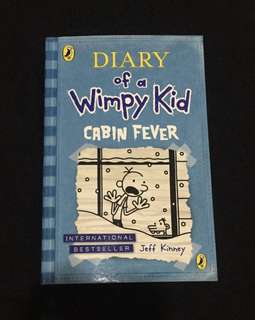 Diary of a Wimpy Kid, Cabin Fever