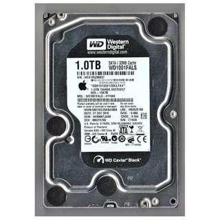 Western Digital 1TB WD1001FALS (WD Caviar Black)