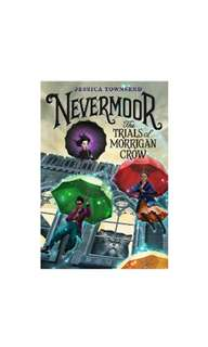PO: Nevermoor: The Trials of Morrigan Crow
