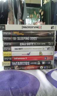 Updated PS3 Games!