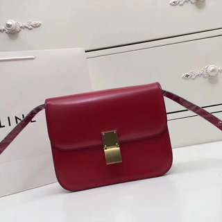 Cèline Box Bag