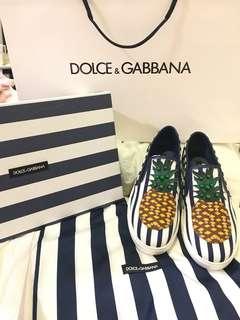 Authentic D&G Sneaker Brandnew