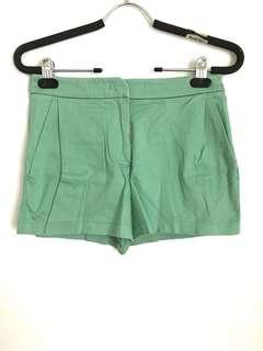O'2nd Mint Green Short