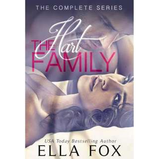 🚚 The Hart Family Series Box Set