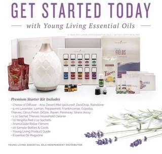 Young Living Essentials Oils