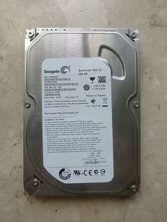 "Seagate 500 gb hard disk 3.5"""