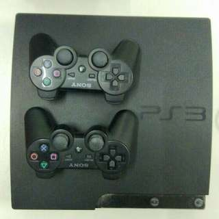 PS3 500 GB Console Set.